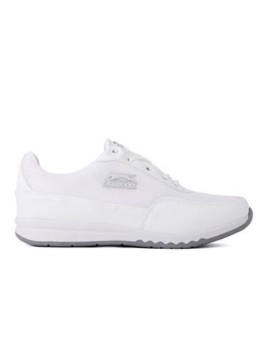 Slazenger Slazenger Angle Günlük Giyim Kadın Ayakkabı  Beyaz